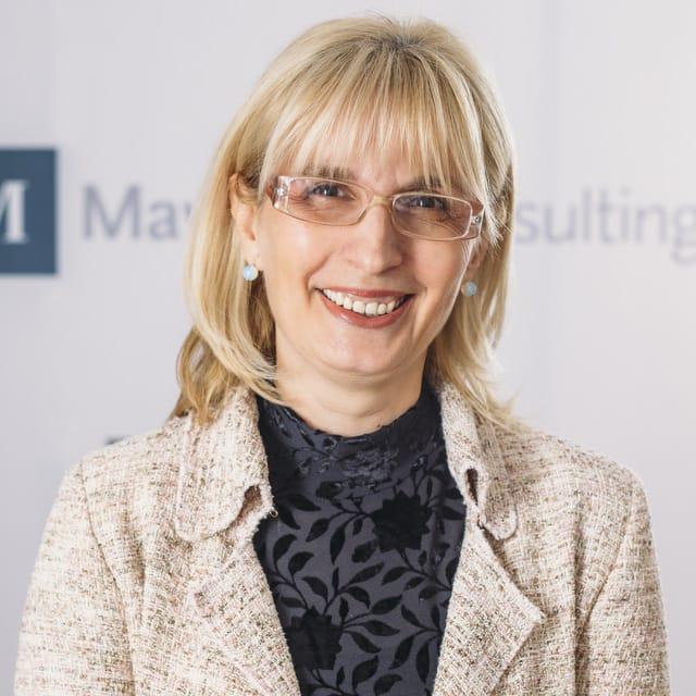 Snežana Ralić Maričić - Maverick Consulting
